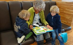 Fun activities for when the grandkids visit